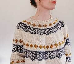 Tecumseh Pattern By Caitlin Hunter Sweater Knitting