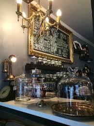 Moore Coffee Shop: beautiful menus and decor