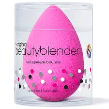 beautyblender clic makeup sponge pink how to use and clean your blender