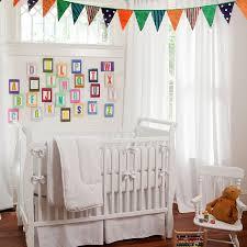 white solid color crib bedding