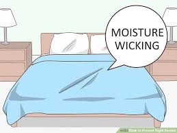 image titled prevent night sweats step 2