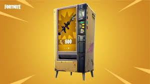 Vending Machine Wallpaper New Fortnite Everything You Need To Know About Vending Machines Gameranx