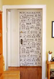 cool door decorating ideas. 10 Cool Ideas To Decorate Your Doors With Wallpapers Door Decorating R
