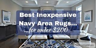 Navy Blue Living Room Mesmerizing Where To Buy Inexpensive Navy Area Rugs A Guide For Size Shape