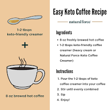 Whip the cream with a little bit of vanilla extract until soft peaks form. Is Coffee Keto It Can Be But Only If You Do These 5 Things