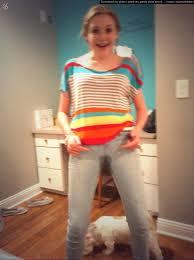 Teenage girls piss pants