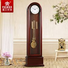 get ations european solid wood living room luxury xanthoxylum compont german hermle grandfather clock movement clock grandfather clock