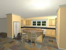 Image Of: Open Kitchen And Living Room Ideas