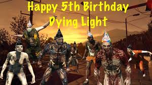 R Dying Light Let All Take A Moment To Celebrate 5 Years Of Dying Light