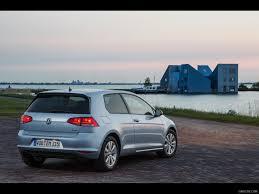 2014 Volkswagen Golf 7 TDI BlueMotion - Rear | HD Wallpaper #2