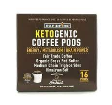 These powerful superfoods contain healthy fats. Rapid Fire Ketogenic Hi Performance Keto Coffee Pod 16 K Cups Burn Fat 3 Flavors Ebay