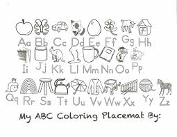 Small Picture Alphabet Alphabet Coloring Pages Coloring Pages Preschool Archives