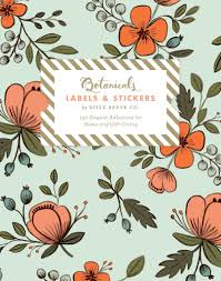 Botanicals Labels \u0026 Stickers: 150 Elegant Adhesives for Home and ...