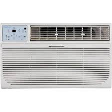 keystone 8 000 btu 115 volt through the wall air conditioner with lcd remote