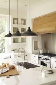 Black Pendant Lights Over Island Rustic Kitchen Lighting Kitchen Pendant Lighting Kitchen