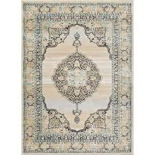 hughes kashmir 2 ft x 4 ft traditional vintage distressed persian