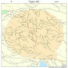 tryon north carolina street map 3768580 Tryon Nc Map tryon, nc street map tryon nc map north carolina