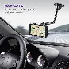 <b>Olaf Phone</b> Car <b>Holder Flexible</b> 360 Degree Rotation <b>Mount</b> ...
