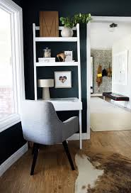 workspace furniture office interior corner office desk. A Leaning Desk To Maximize Space In Kiddo\u0027s Room Workspace Furniture Office Interior Corner G