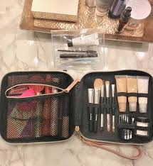 what makeup to pack in your carry on