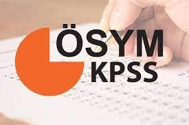 KPSS-2021/1 yerleştirme sonuçları açıklandı