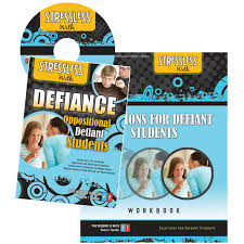 pa solutions video workbook for defiant stubborn children and agers