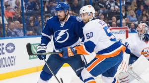 lightning vs islanders projected lines injuries and storylines