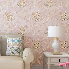living room modern simple wall paper 10 0 53m diy non woven wall paper