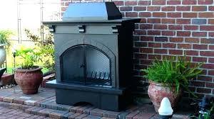 steel outdoor fireplace metal outdoor fireplace charming design