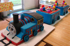 Thomas The Train Birthday Cake Kit Healthy Food Galerry