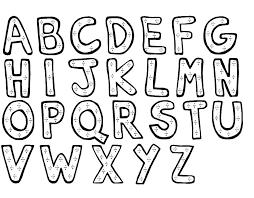 Letter Coloring Pages Printable Kontaktimproorg