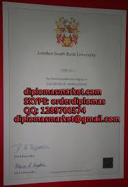 how can i get a fake london south bank university lsbu diploma