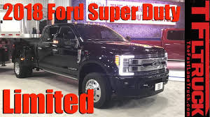 2018 ford super duty limited.  limited new 2018 ford super duty limited luxury trucks debut in texas to ford super duty limited