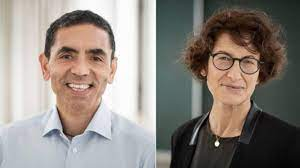 Financial Times Prof. Dr. Uğur Şahin ve Dr. Özlem Türeci'yi yılın kişisi  seçti - Son Dakika Haberleri