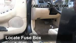 interior fuse box location mazda mazda  interior fuse box location 1998 2002 mazda 626 1998 mazda 626 lx 2 0l 4 cyl