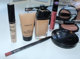 full makeup list so sue me
