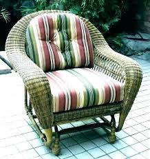 outdoor patio furniture swivel rocker chairs rockers and gliders cedar log glider bench decorating marvelous ker