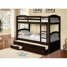 twin over twin bunk bed twin over twin bunk bed with trundle and drawers neptune twin
