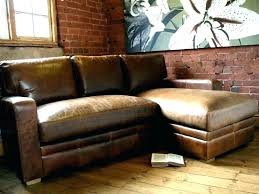 worn leather couch sofas chaise sofa chesterfield in can you repair how to fix spot