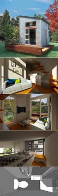 Small Picture Canadian company NOMAD Homes has produced a new concept micro home