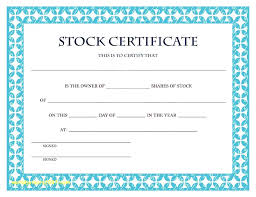 Shareholder Certificate Template Certificate Of Commencement Business 8 Share Format Pdf Formation