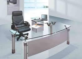 interesting glass office desk elegant interior design for home remodeling confortable glass office desk amazing amazing glass office desks