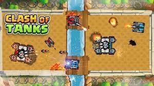 Clash of Tanks Oyunu - Online Oyunlar