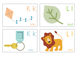 13 Sets Of Free Printable Alphabet Flash CardsMake Flashcards With Pictures