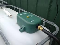 garden hose pump. The Rain Barrel Pump And Solar Panel Installed Easily Provide Plenty Of Pressure To Run Water Through A Garden Hose. - Hose