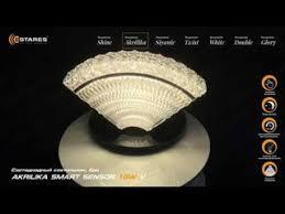 Видеозаписи Astrella светодиодные светильники LED <b>Estares</b> ...