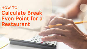 Break Even Analysis How To Calculate Break Even Point For A