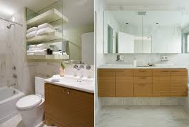 towel storage above the toilet