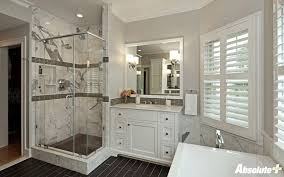 Small Picture Simple Cost To Remodel Master Bathroom With Spacious Shower E
