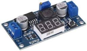 MagiDeal LM2577 DC-DC <b>Adjustable</b> Step-up Power Supply ...